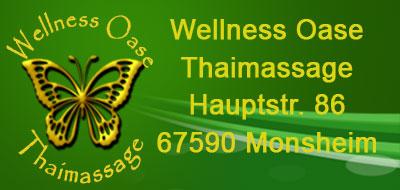 Wellness Oase Thaimassage Monsheim, Brazillian Waxing